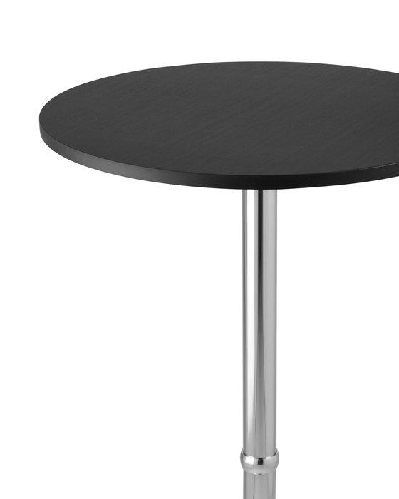 Барный стол Мохито с черной столешницей