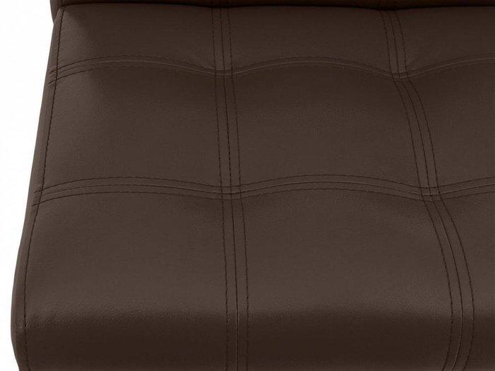 Стул барный Wilson темно-коричневого цвета
