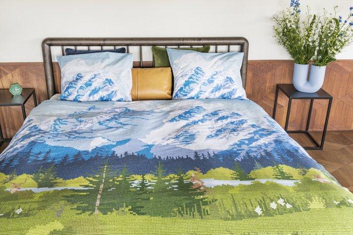Комплект постельного белья Альпы 150x200