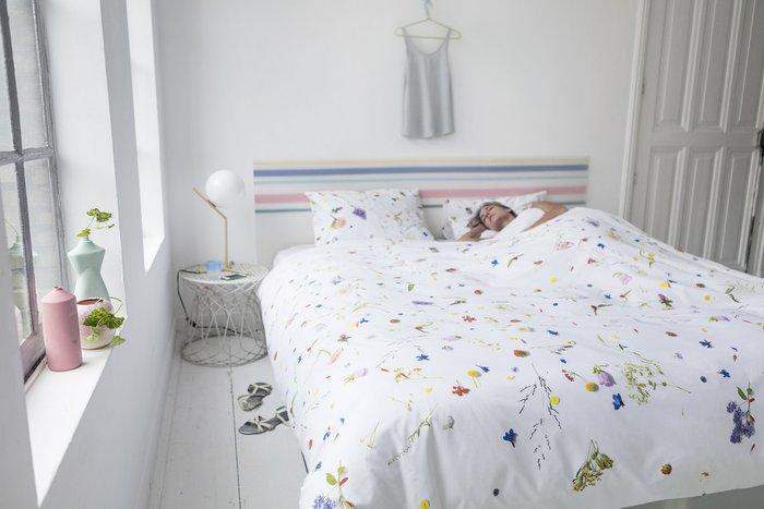 """Комплект постельного белья """"Цветочные поля"""" 200х220"""