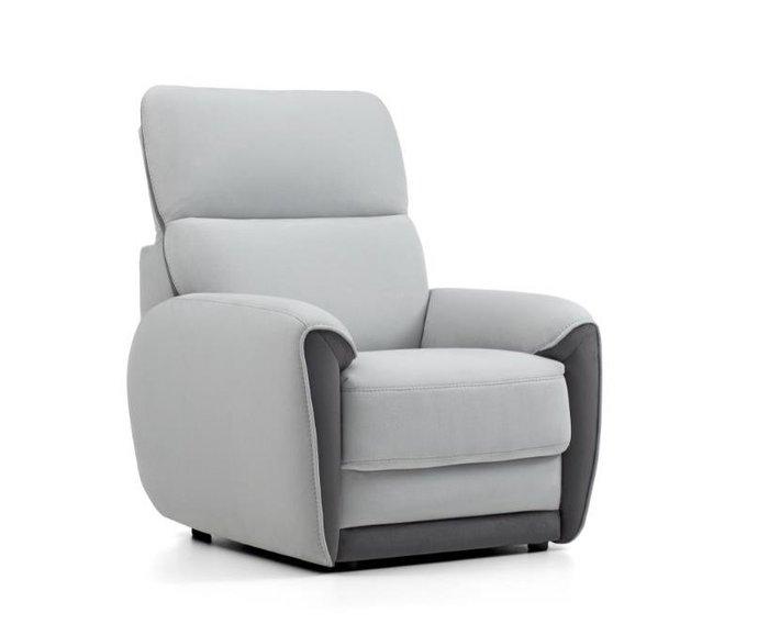 Кресло к дивану Bellevue светло-серого цвета