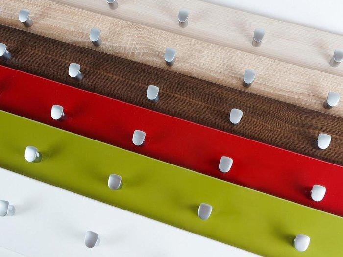 Вешалка Simple цвета Дуб Шато