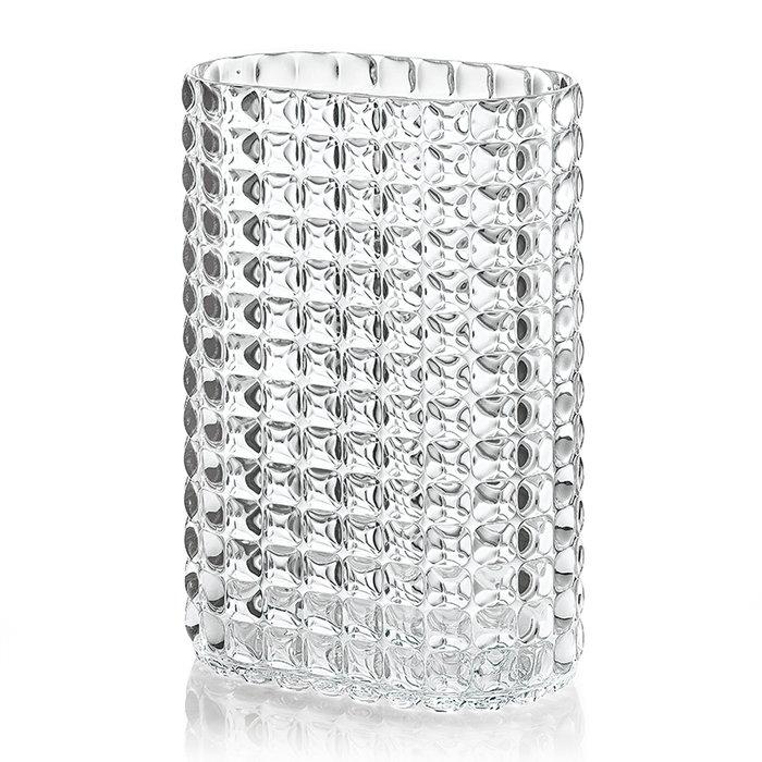 Ваза Guzzini Tiffany прозрачная
