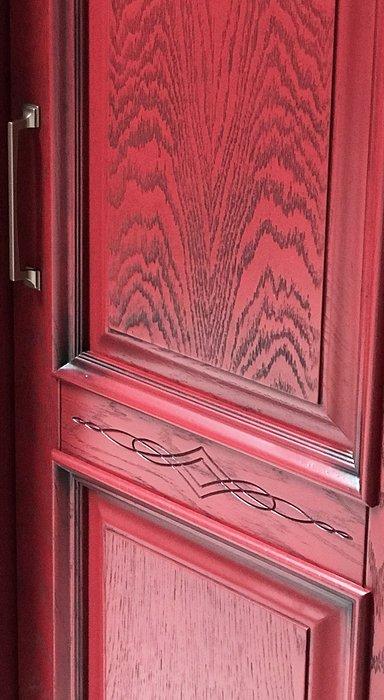 Шкаф двухдверный Rimar цвета Шато