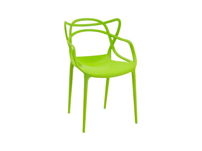Стул Swell зеленого цвета