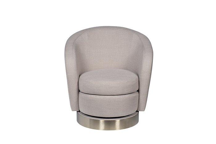 Кресло Napoli бежевого цвета