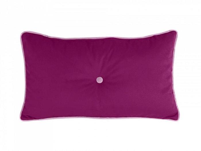 Подушка декоративная Pretty пурпурного цвета