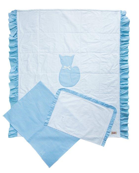 Набор детского постельного белья «Мой котенок» (0+)