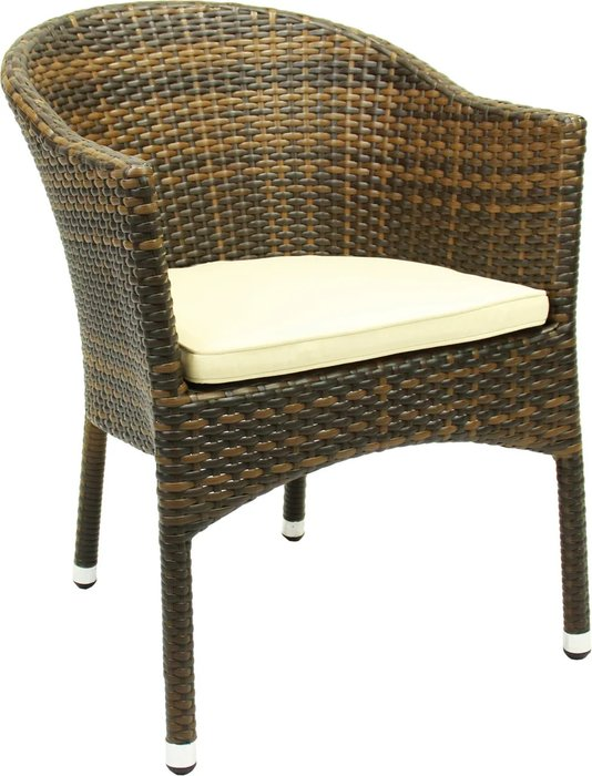 Подушка для кресла Лугано бежевого цвета