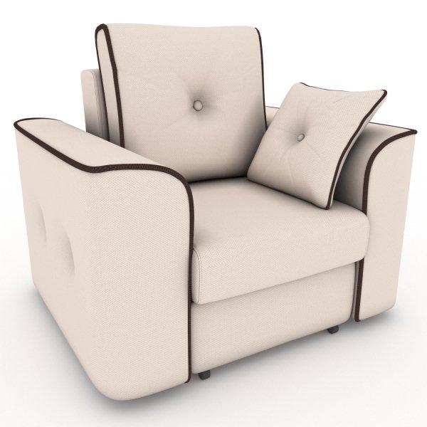 Кресло-кровать Navrik бежевого цвета