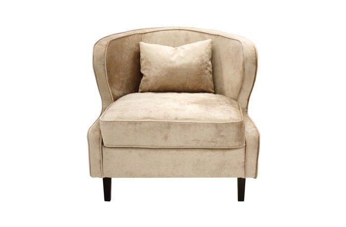 Кресло Видия бежевого цвета