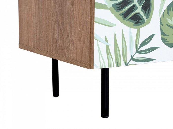 Композиция Frida 4 с принтом Jungle на металлических ножках