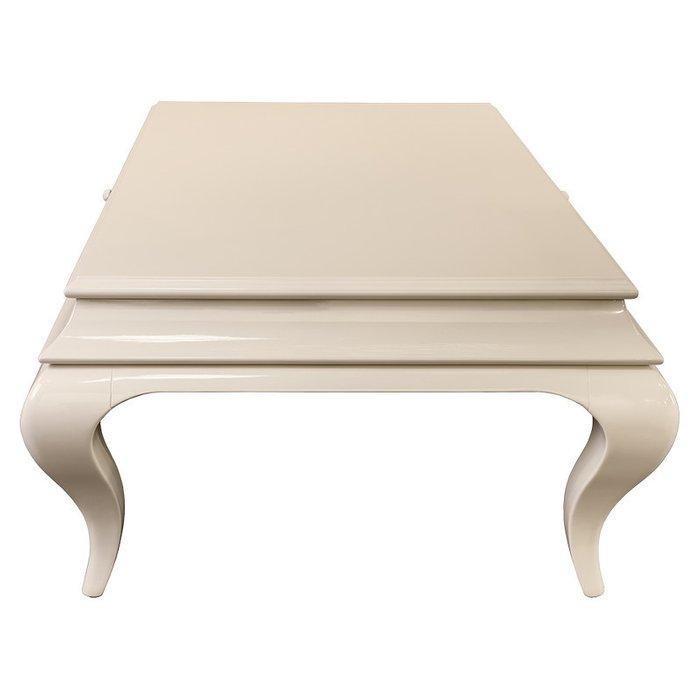 Журнальный стол Roma жемчужного цвета