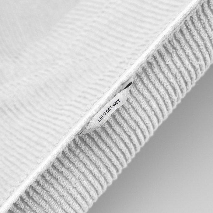 Полотенце для рук Miekki белого цвета