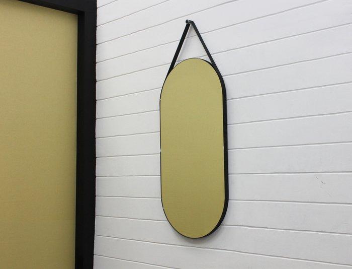 Овальное зеркало на ремне Banska Gtalta