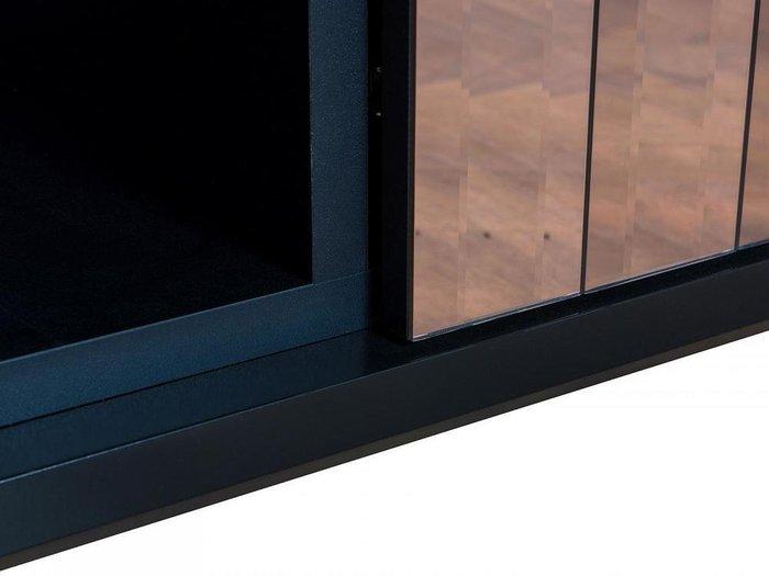 Комод Dante с зеркальным фасадом