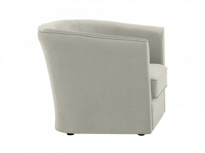 Кресло California светло-серого цвета
