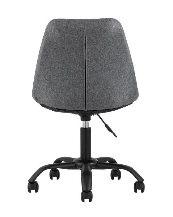 Стул офисный Гирос серого цвета