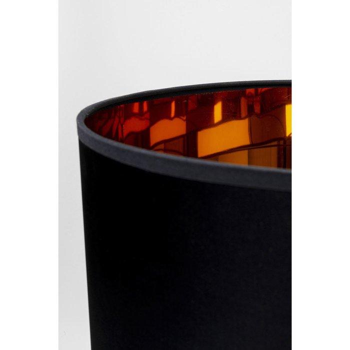Лампа настольная Tukan черного цвета