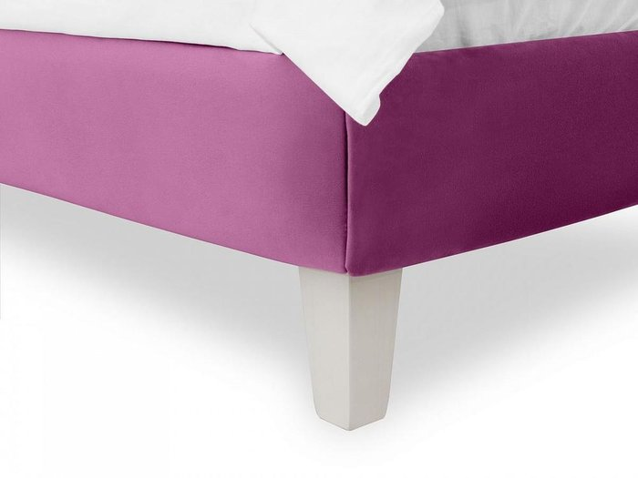 Кровать Candy 80х160 пурпурного цвета
