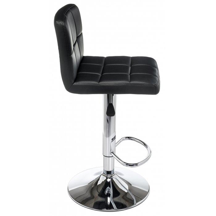 Барный стул Paskal черного цвета