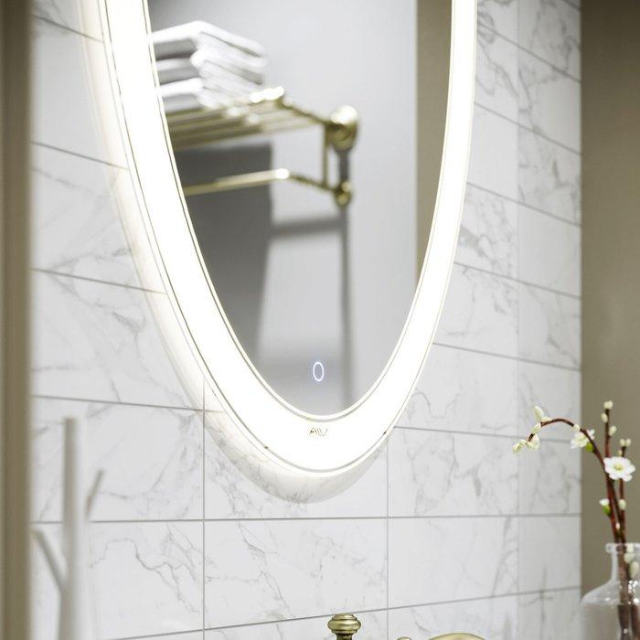 Зеркало с подсветкой Rodeo 60