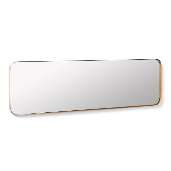 Настенное зеркало Marcus в металлической раме