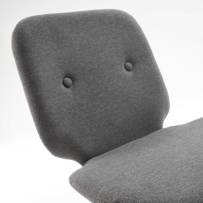 Обеденный стул Julia Grup STEM темно-серого цвета