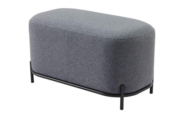 Банкетка Sofa серого цвета