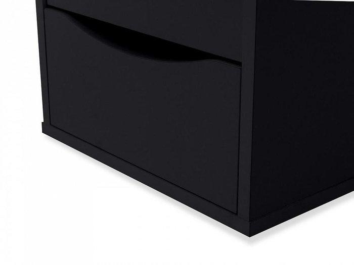 Офисная тумба Board черного цвета