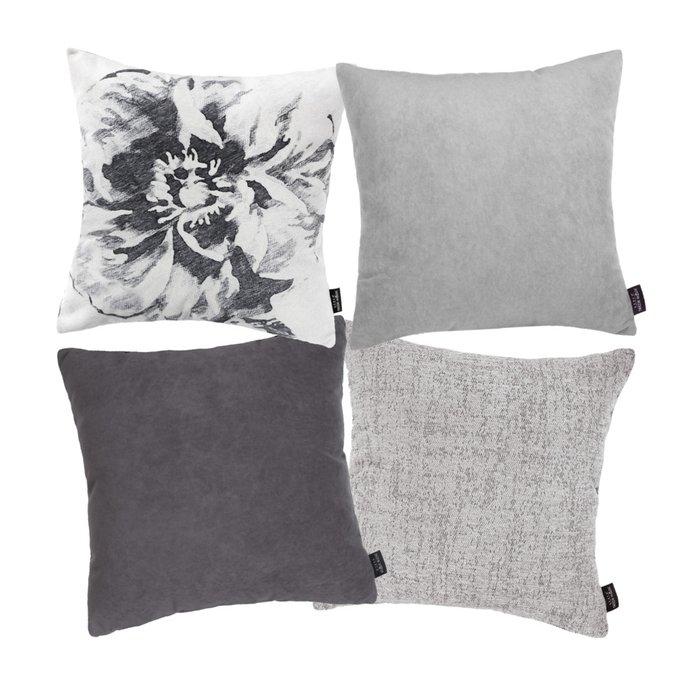 Набор из четырех чехлов для подушек Flower