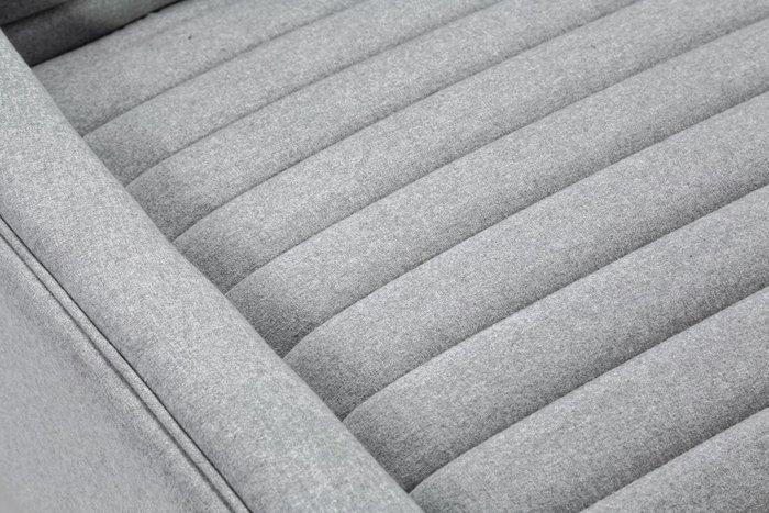 Кресло Loft Рэбел Стоун с каркасом из массива бука