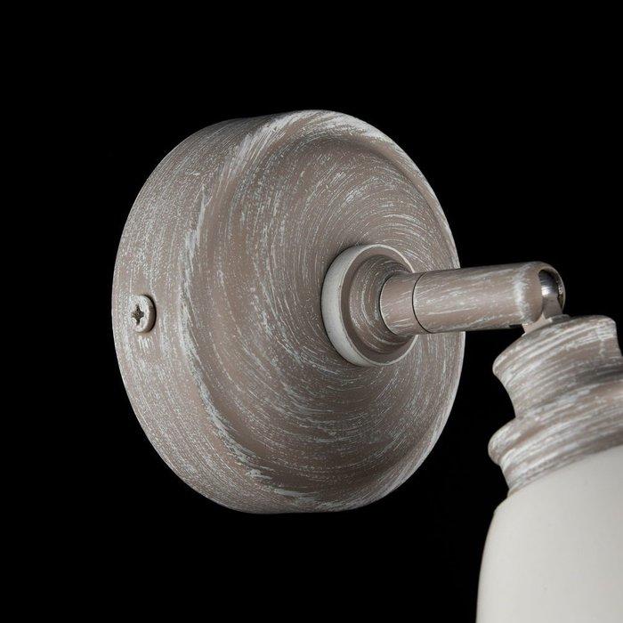 Спот Agnes с плафонами из керамики