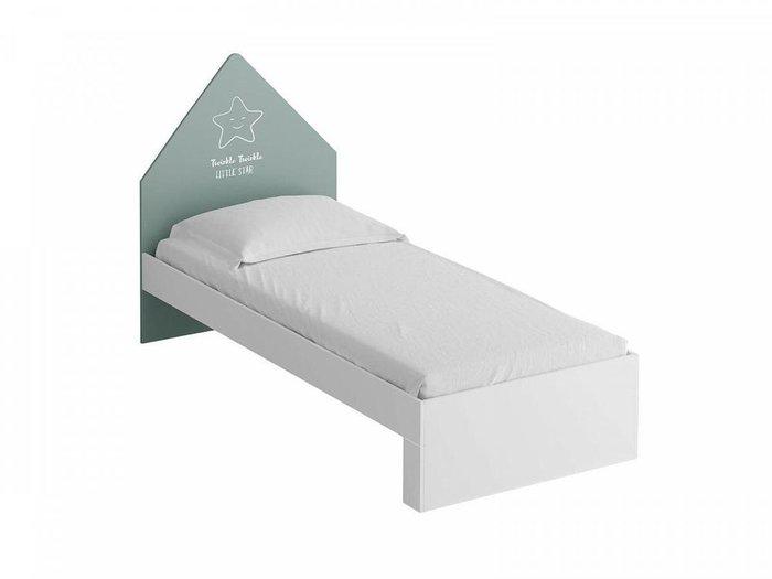 Кровать Campi light цвета мусон 90х200