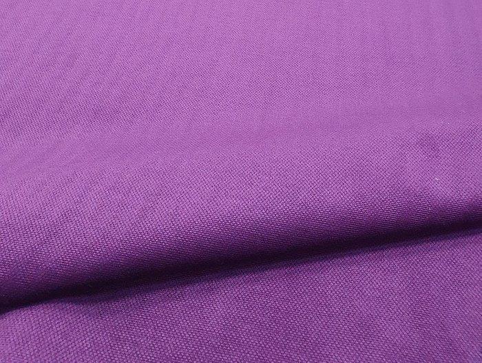 Угловой диван-кровать Даллас фиолетового цвета (ткань\экокожа)