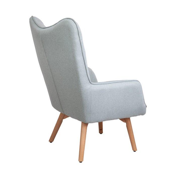Кресло Bogema мятного цвета