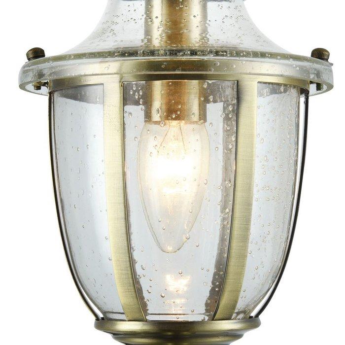 Подвесной светильник Zeil со стеклянным плафоном