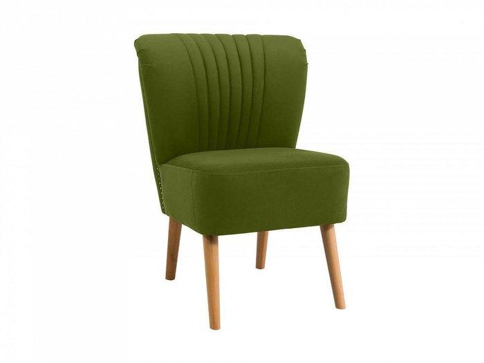 Кресло Barbara зеленого цвета