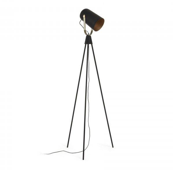 Напольный светильник Briand черного цвета