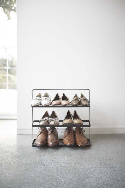 Обувница Tower черного цвета
