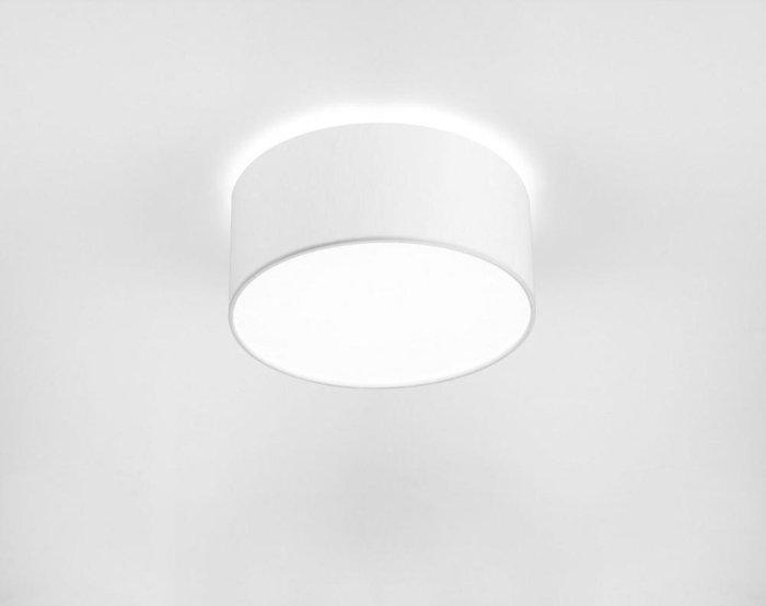Потолочный светодиодный светильник Cameron белого цвета