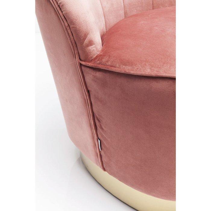 Кресло Cherry розового цвета