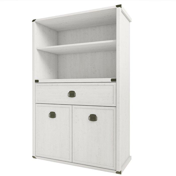 Шкаф-книжный Magellan цвета сосна винтаж