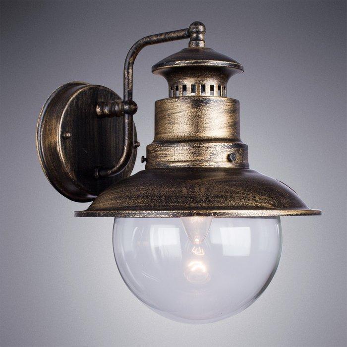 Уличный настенный светильник Arte Lamp Amsterdam