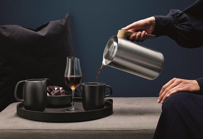 Чашка Nordic Kitchen  черного цвета