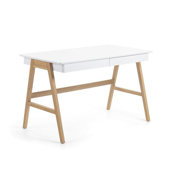 Письменный стол Ingo с двумя выдвижными ящиками