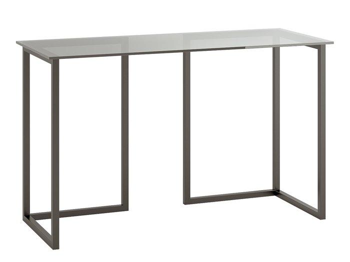 Письменный стол Board со стеклянной столешницей