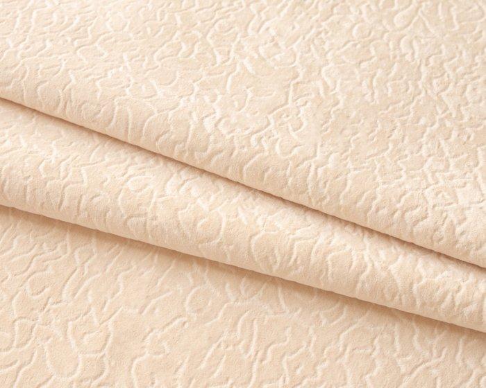 Покрывало Uno Senora Ivory 140x210 светло-бежевого цвета