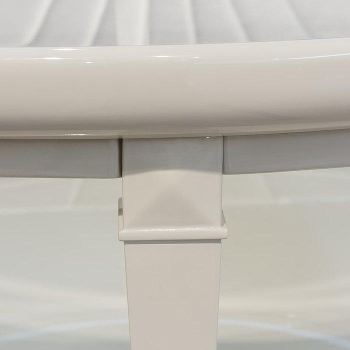 Приставной журнальный столик Modena бежевого цвета