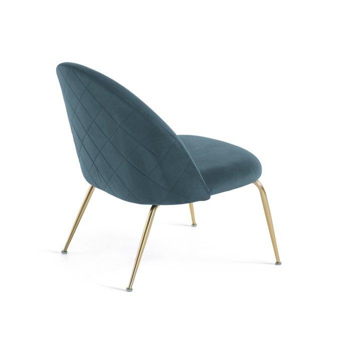 Кресло Mystere зеленого цвета